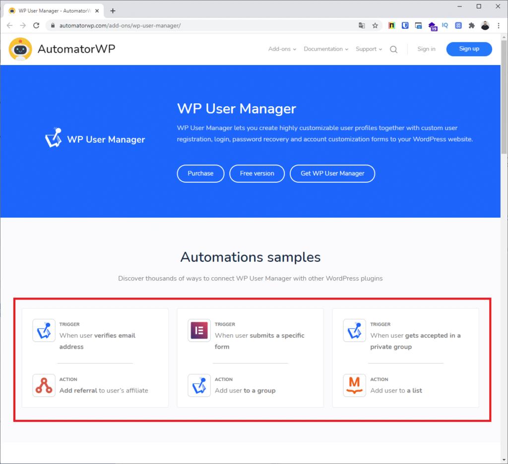 automatorwp wordpress