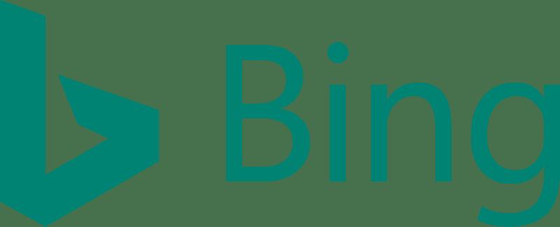 bing logo wpo
