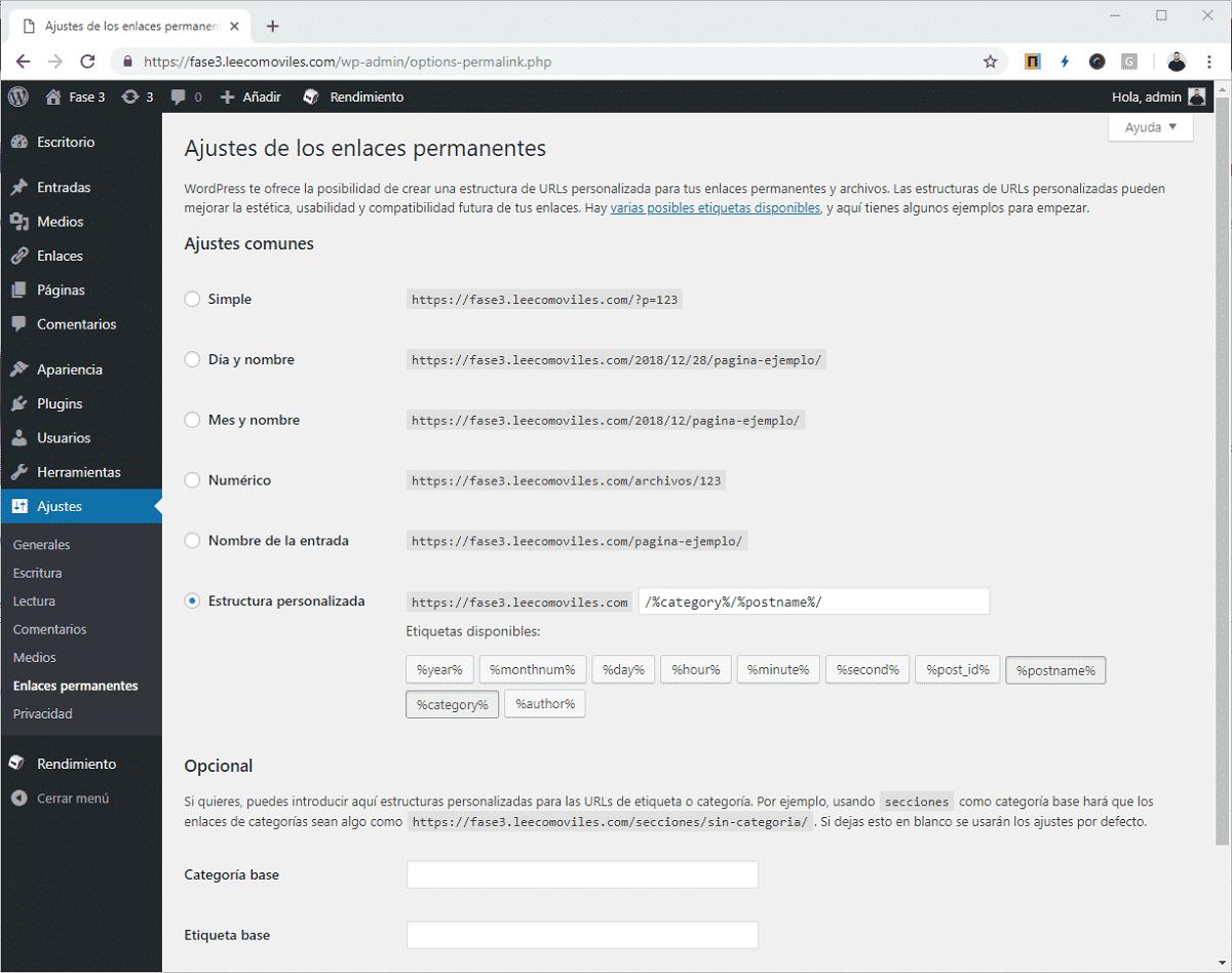 personalizar enlace woocommerce