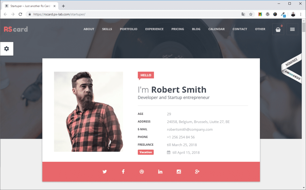 themes curriculum wordpress