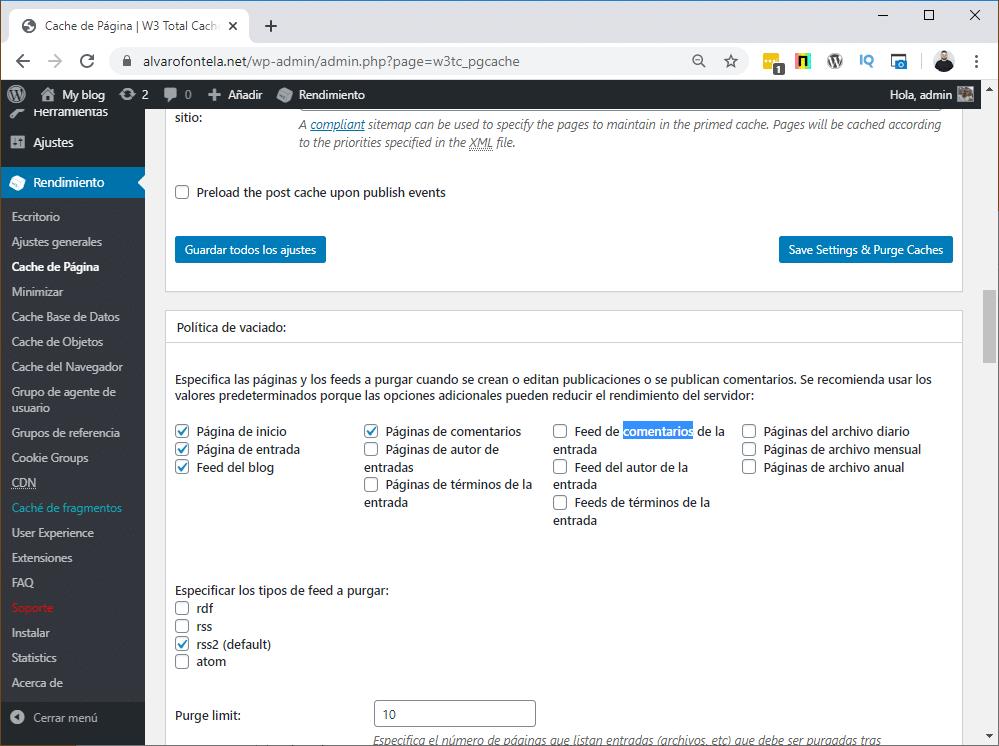 optimizar comentarios wordpress