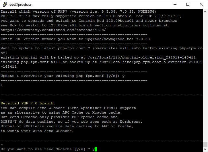 hosting rapido wordpress