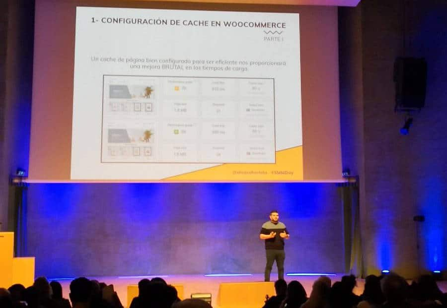 Álvaro Fontela en el SMMDay 2019