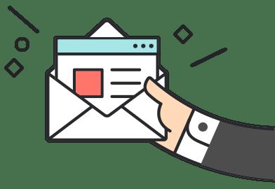 Icono suscripción Newsletter
