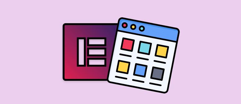 template kits elementor