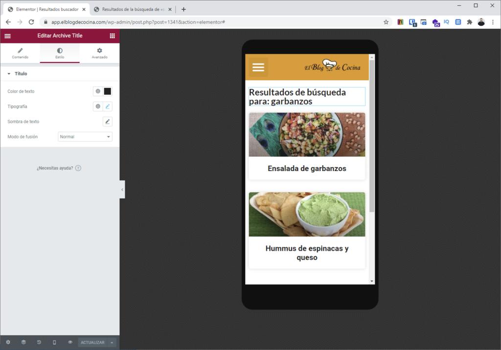 app android wordpress